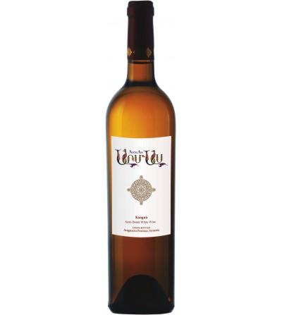 ArmAs Semi-Sweet White Wine Kangun 13,5%