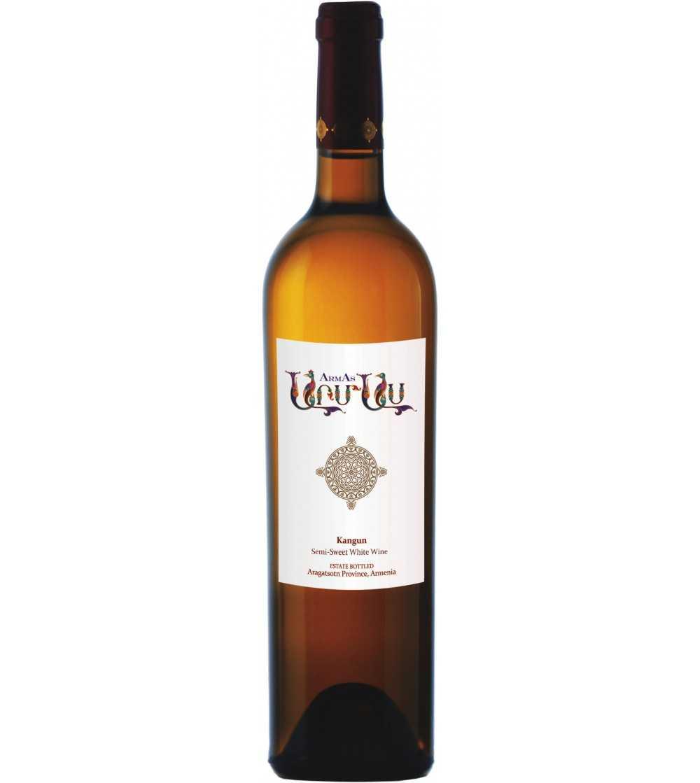 ArmAs Vin Blanc Moelleux Kangun 13,5%