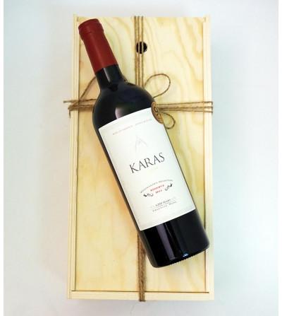Karas Vin Rouge Reserve Coffret Cadeau