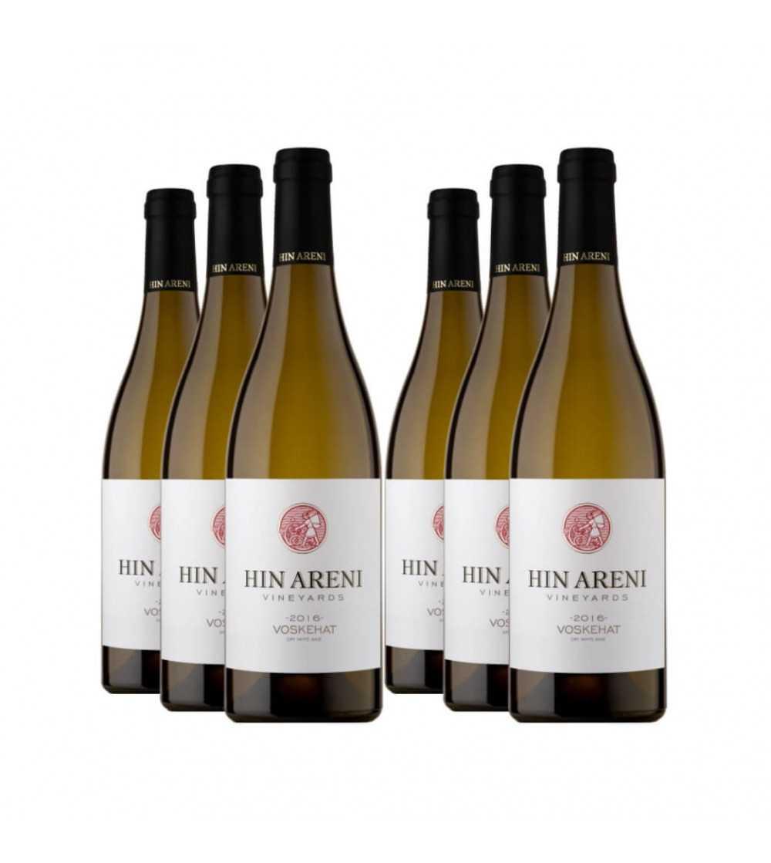 Hin Areni Voskehat Witte Droge Wijn 13.5% Alc