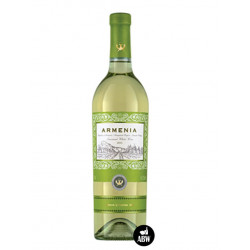 Armenia Wine White Semi-Sweet Wine 12.5 % Alc