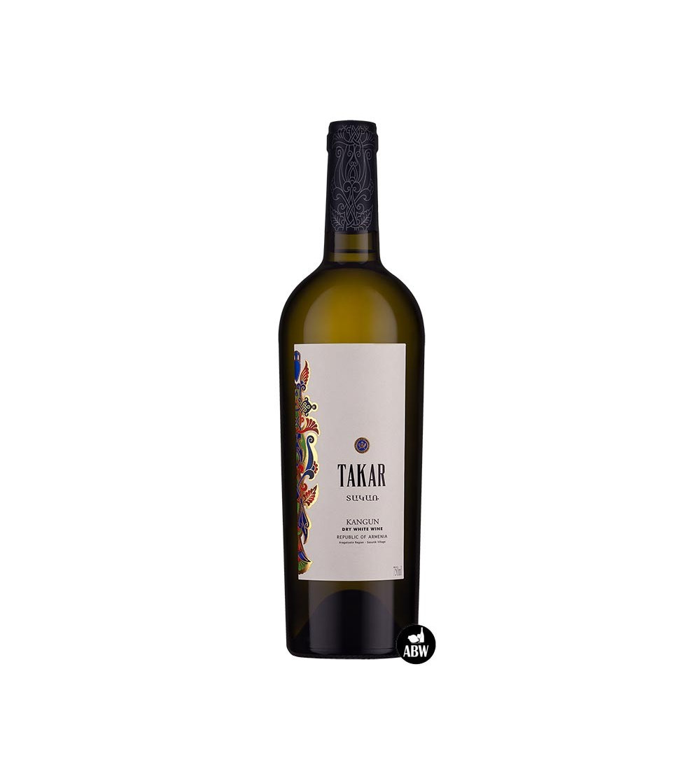 Takar White Dry Wine 12.5% Alc