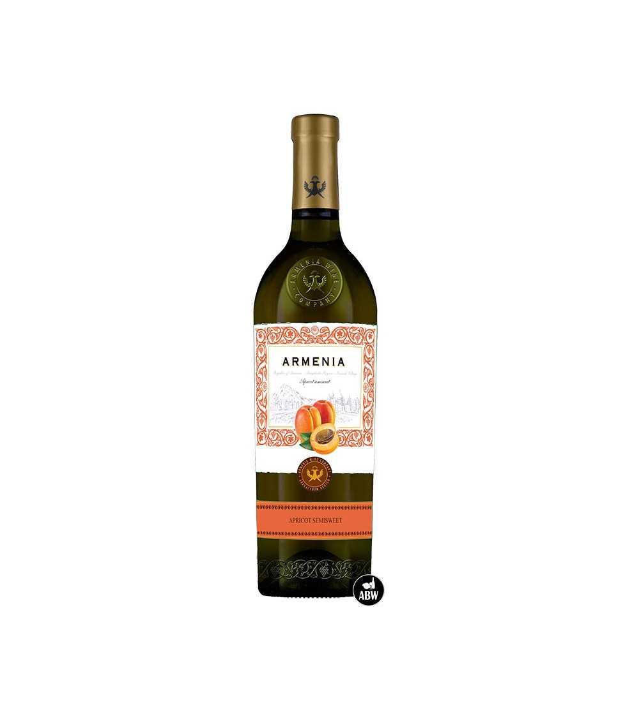 Armenia Wine zoete Granaatappel 11.5% Alc