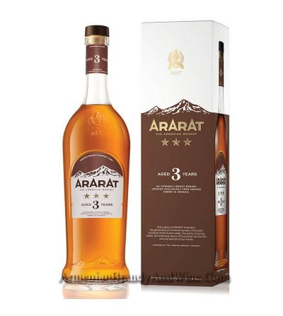 ARARAT *** 3 years old 0,5l